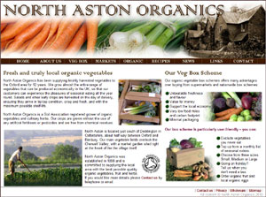 North Aston Organics